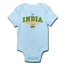 IN India Indian Cricket Onesie