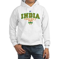 IN India Indian Cricket Hoodie