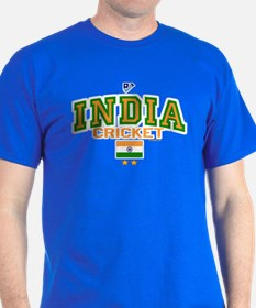 IN India Indian Cricket T-Shirt