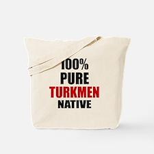 100 % Pure Turkmen Native Tote Bag
