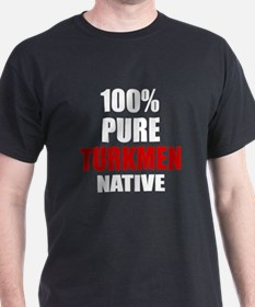 100 % Pure Turkmen Native T-Shirt