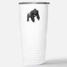 SLIVERBACK Travel Mug