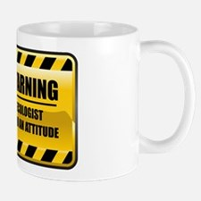 Warning Ecologist Mug