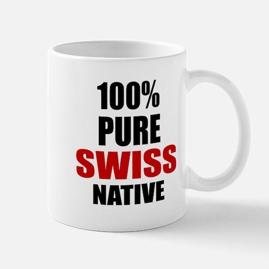 100 % Pure Swiss Native Mug