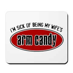 Arm Candy Mousepad