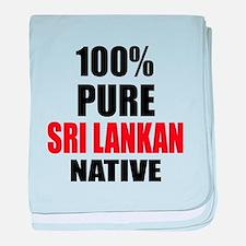 100 % Pure Sri Lankan Native baby blanket