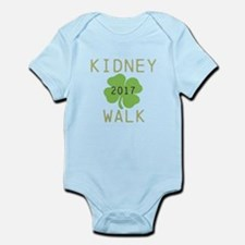 Personalize Kidney Walk Infant Bodysuit
