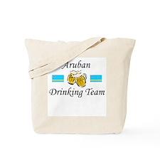 Aruban Drinking Team Tote Bag