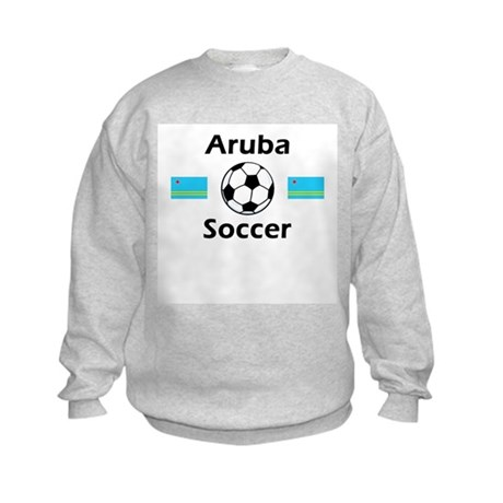 Aruba Soccer Kids Sweatshirt