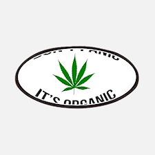 Don't Panic It's Organic Patch