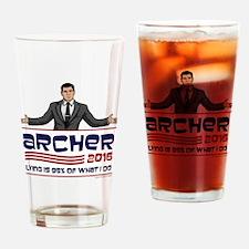 Archer 2016 Drinking Glass