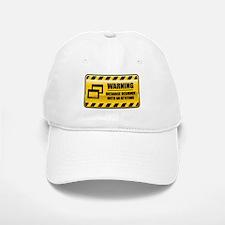 Warning Database Designer Baseball Baseball Cap