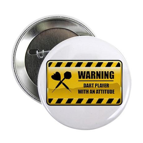 "Warning Dart Player 2.25"" Button"