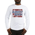 Sleddin' in Heaven Long Sleeve T-Shirt