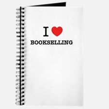 I Love BOOKSELLING Journal