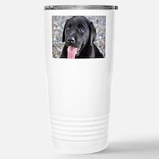 Unique Black Travel Mug