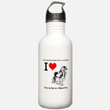 IDHA ride to the beat Water Bottle