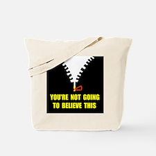 ZIPPER Tote Bag