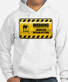 Warning Counselor Jumper Hoody