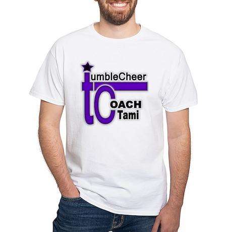 Coach Tammy White T-Shirt