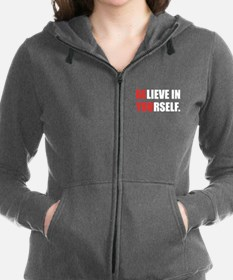 Unique Self help Women's Zip Hoodie