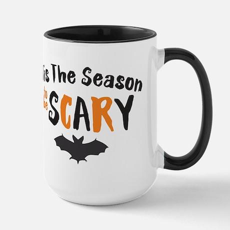 Tis the Season to be Scary