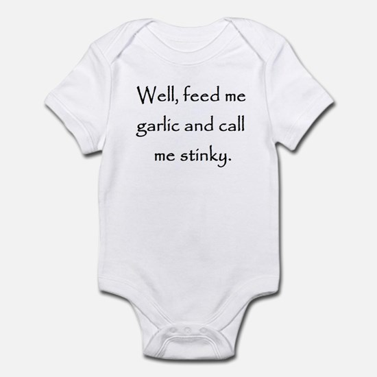 garlic Body Suit