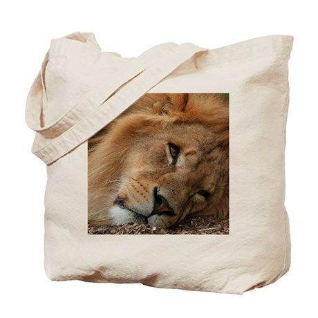 Beautiful Lion Tote Bag