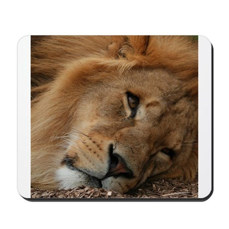 Beautiful Lion Mousepad