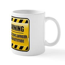 Warning Corrections Officer Mug