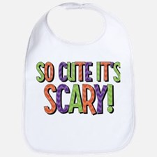 So Cute It's Scary Bib