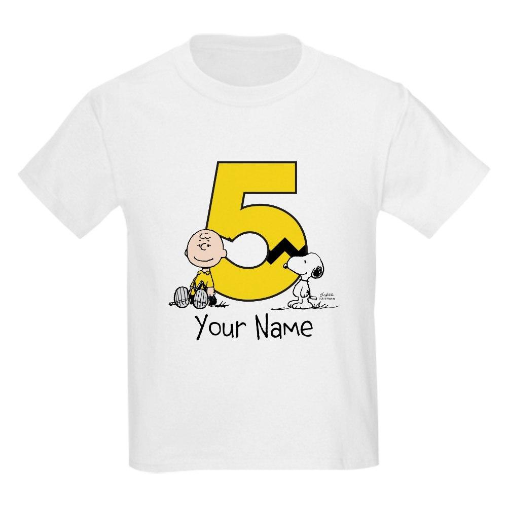 CafePress Peanuts Birthday T-Shirt