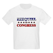 EZEQUIEL for congress T-Shirt