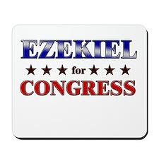 EZEKIEL for congress Mousepad