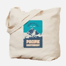 Pacific Northwest. Tote Bag