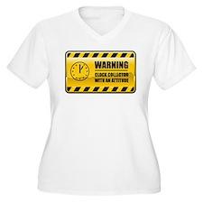 Warning Clock Collector T-Shirt