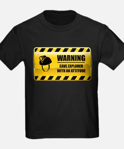 Warning Cave Explorer T