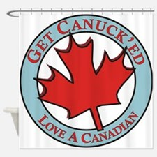 Get Canucked / Shower Curtain