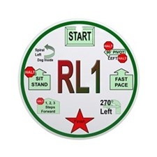 RL1 Ornament (Round)