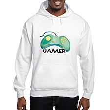 Gamer (Video Game Controller) Design Hoodie