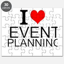 I Love Event Planning Puzzle