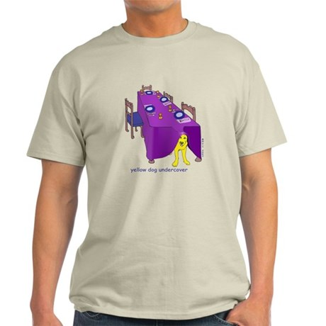 Yellow Dog Undercover Light T-Shirt