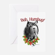 Neo Humbug Greeting Card
