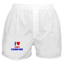 I Love Cary Forever - Boxer Shorts
