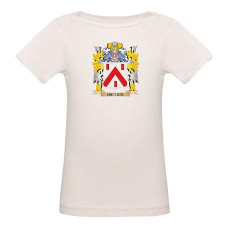 Dietjen Coat of Arms - Family Crest T-Shirt