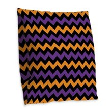 Halloween Chevron Pillow
