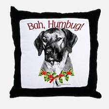 Ridgeback Humbug Throw Pillow