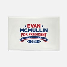 Evan McMullin For President Rectangle Magnet (100