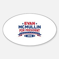 Evan McMullin For President Decal