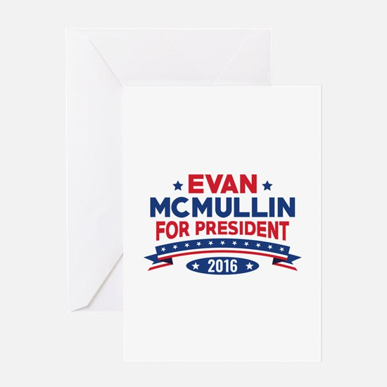 Evan McMullin For President Greeting Card